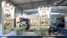 BMZ / Eurobike / Friedrichshafen Interesse an einem #Messetand? Kontaktieren Sie uns. #Messebau #wumdesign