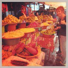 food form Georgian market