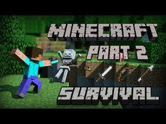 Minecraft: Survival; Cave Adventure & Food Gathering (Episode 2) - http://prepping.fivedollararmy.com/uncategorized/minecraft-survival-cave-adventure-food-gathering-episode-2/