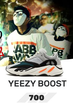 wholesale dealer 391b0 eb7a9 Order Adidas Yeezy Boost 700 Wave Runner unauthorized shoes