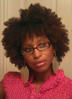 Afro Chic - this is like my exact texture