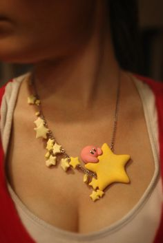 Kirby @Heather Jeppson - How much would the boys love if you had this necklace? :-)