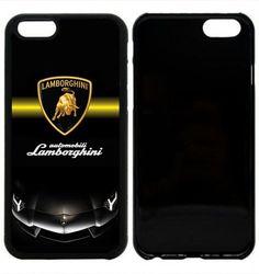Luxury Automobili Lamborghini Print On Hard Plastic For iPhone 7/7+, COVER CASE #UnbrandedGeneric
