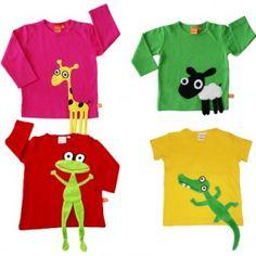 Camisetas infantiles de Lipfish