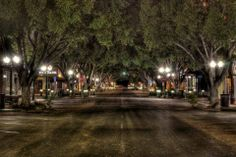 Redlands CA Downtown. Photo Credit: Simply Photography- Marcus Dashoff