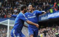 Eden Hazard Mampu Bawa Chelsea Juarai Premier League