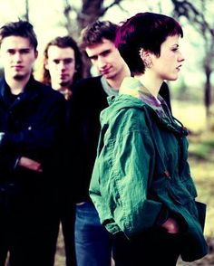 The Cranberries. Specifically lead singer Dolores O'Riordan.
