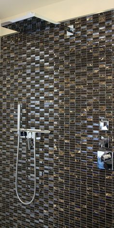 Mosaikfliesen In Der Dusche Badezimmer Fliesen Pinterest - Mosaik fliesen für den duschbereich