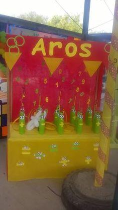 Feria de las Matemáticas  (13) English Projects, School Fair, School Carnival, Fiesta Decorations, Autism Activities, Carnival Games, Child Day, Circus Party, Kids Church