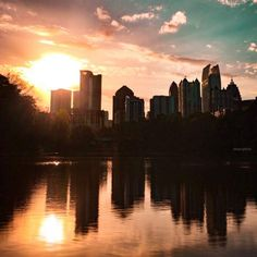 Atlanta is the King of The South