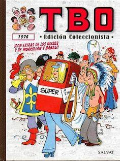 TBO 1974 (Con extras de los Ulises y de Morcillón y Babalí).    Contenido…