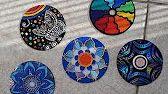 RICICLO CREATIVO: come riciclare un cd. - YouTube