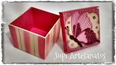 Jupi Artes: Mini Caixa