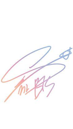 I case you want your bias' signature on your. Bts Suga, Bts Bangtan Boy, Bts Boys, Disney Wallpaper, Bts Wallpaper, Bts Signatures, Signature Tattoos, Bts Tattoos, Cute Harry Potter
