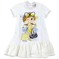 ALALOSHA: VOGUE ENFANTS: Рисунки на одежде: солнечные мотивы от Monnalisa SS2013