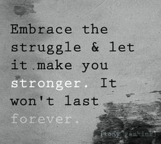 Getting through a bad day can be torture, but looking to these strength quotes will bring you the motivation you need to power through. Here are some motivational quotes to help pick you up when you're feeling down. Some Motivational Quotes, New Quotes, Wisdom Quotes, Quotes To Live By, Love Quotes, Funny Quotes, Inspirational Quotes, Embrace Quotes, Strong Quotes