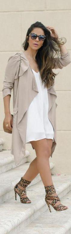 Cardigan / Fashion by Glency ️️️️️️️️️️️️️️Pinterest:@Mrs Kizzy