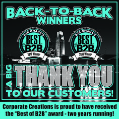 Corporate Creations of Omaha specializes in custom t-shirt screen printing, personalized embroidery & printed promotional items since Screen Printing, Technology, Prints, Ideas, Tech, Silk Screen Printing, Tecnologia, Screenprinting, Engineering