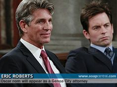 eric roberts young and the restless 2011 - Google Search Eric Roberts, Robert Young, Young And The Restless, Interview, Marriage, Actors, Google Search, Valentines Day Weddings, Weddings