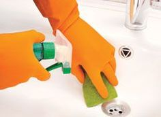 Bathroom cleaning products that make it shine