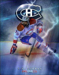 P.K. Subban 4 Montreal Canadiens, Mtl Canadiens, Hockey Teams, Ice Hockey, Wayne Gretzky, Sport Motivation, New Pictures, Nhl, Minions