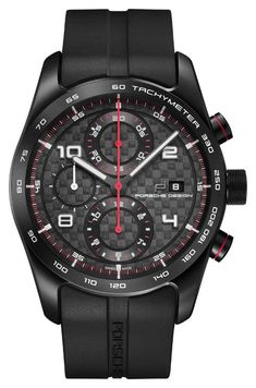 The all new Porsche Design Chronotimer Series 1 Mens Sport Watches 1d534f54ed0