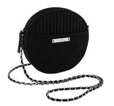 Vera Bradley Little Black Bag in Black