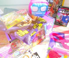 December's Nerd Block Jr. for Girls revealed! Katherine shares the nerd goodies in last month's box - Batgirl, My Little Pony, emoji plush & more. Check it out her review! http://www.findsubscriptionboxes.com/a-closer-look/december-2016-nerd-block-jr-for-girls-review/?utm_campaign=coschedule&utm_source=pinterest&utm_medium=Find%20Subscription%20Boxes&utm_content=December%202016%20Nerd%20Block%20Jr.%20for%20Girls%20Review%20%2B%20Coupon  #NerdBlockJr