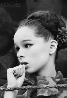 Geraldine Leigh Chaplin (born 31 July 1944) is an American actress and the daughter of Charlie Chaplin.