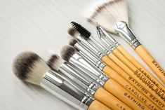 Caroline James Makeup Brushes