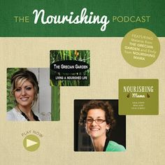 The Nourishing Podcast with Acupuncturist Dr. Bonnie