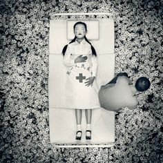 Quentin Shih (aka Xiaofan Shi) is a photographer and filmmaker who lives and works between Beijing and New York. Momento Mori, Contemporary Photography, White Photography, Photography Contests, Photo Contest, Artsy Fartsy, Character Inspiration, Vintage Photos, Black And White