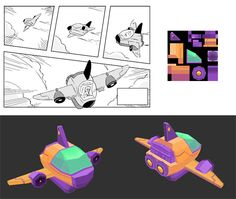 LOWPOLY (sub 1000~ triangle models) - Page 519 - Polycount Forum
