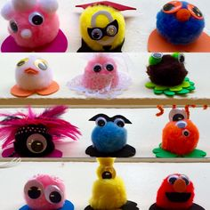 Fresh batch of Quiet Critters … More