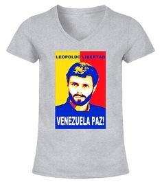 """# Leopoldo Libertad T-Shirt Venezuela Paz Support Peace Tee .  Special Offer, not available in shops      Comes in a variety of styles and colours      Buy yours now before it is too late!      Secured payment via Visa / Mastercard / Amex / PayPal      How to place an order            Choose the model from the drop-down menu      Click on """"Buy it now""""      Choose the size and the quantity      Add your delivery address and bank details      And that's it!      Tags: Casual Loose Unisex…"""