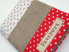 Cute passport holder, exactly what I need!