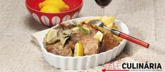 Receita de Secretos de porco preto grelhados com limão. Descubra como cozinhar Secretos de porco preto grelhados com limão de maneira prática e deliciosa com a Teleculinária!
