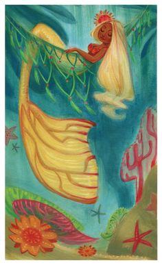 "Fairy Tale Mood:""A Mermaid for All Seasons"" by Casey Robin"