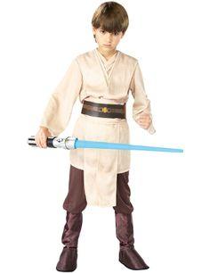 Luxe Jedi Jongen Kostuum? Koop het bij Feestwinkel XL!