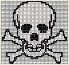Image result for jolly roger images for cross stitch