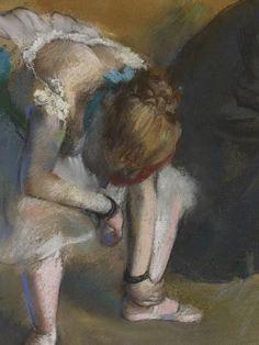 Edgar Degas                                                                                                                                                                                 Plus