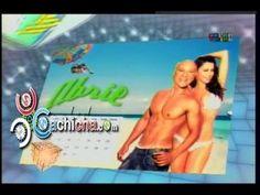 El Calendario 2013 De @Jochysantos @ConJatnna #Video | Cachicha.com