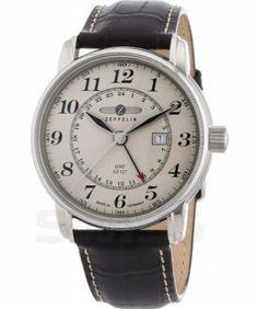Styl retro w pracy? Jasne! #Zeppelin #ZeppelinWatch #zegarek #watch #classy #retro #vintage #butikiswiss #dlaniego