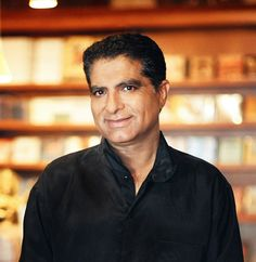 Deepak Chopra (born October 22, 1947) is an #IndianAmerican physician, holistic health/New Age guru, and one of America's most notable alternative medicine practitioners
