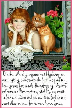 Goeie More, Afrikaans Quotes, Inspirational Verses, Good Morning Wishes, Christianity, Disney Characters, Fictional Characters, Bible, Biblia
