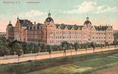 Kadettenanstalt, 1918