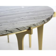 Prong Coffee Table by Gabriel Scott