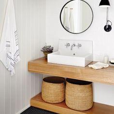 Bathroom Trends: Floating Vanities