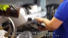 [Cafe in Korea] Introduces the Cafferaro by Barista Yang. 카페라로의 카페라떼는 로스...