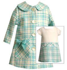 Size-24M, Aqua, BNJ-6621R, Aqua-Blue Ivory Bow Pocket Boucle Dress / Coat Set,Bonnie Jean Baby-Infant Special Occasion Party Dress Bonnie Jean,http://www.amazon.com/dp/B00DMKZ776/ref=cm_sw_r_pi_dp_aNV.rb0KM1XTNM2G
